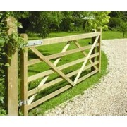 Entrance Gate - Wide<br>1.2m h x 1.8m w