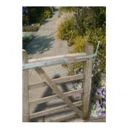 Field Gate - Narrow<br>1.27m h x 0.9m w
