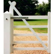 Entrance Gate - Narrow<br>1.2m h x 0.9m w