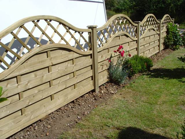 Fence Panels Sky Fencing