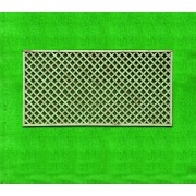 3ft x 6ft <br>Diamond Trellis - Rectangle