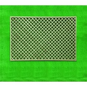 4ft x 6ft <br>Diamond Trellis - Rectangle