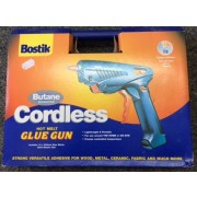 Cordless Glue Gun<br>with 12 Glue Sticks