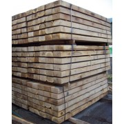 Softwood Sleepers<br>100mm x 200mm x 2.4m