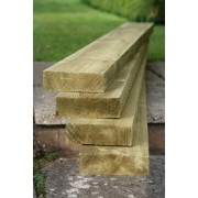 Planed Pine<br>Gravel & Landscaping Boards<br>45mm x 145mm x 1.8