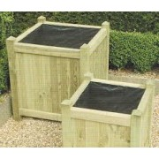 Square Planter - Set