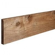 "6"" x 2"" x 6ft<br>Wood Gravel Boards"